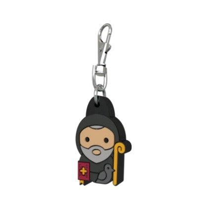 ST BENEDICT TINY SAINTS CHARM
