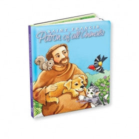ST FRANCIS PATRON OF ANIMALS
