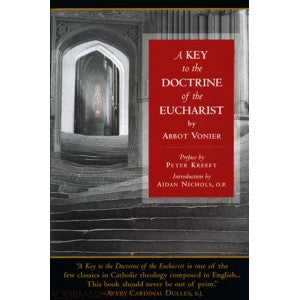 A KEY TO DOCTRINE OF EUCHARIST