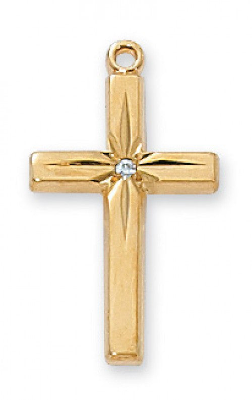"GF CZ CENTER CROSS/18""GP CH &"