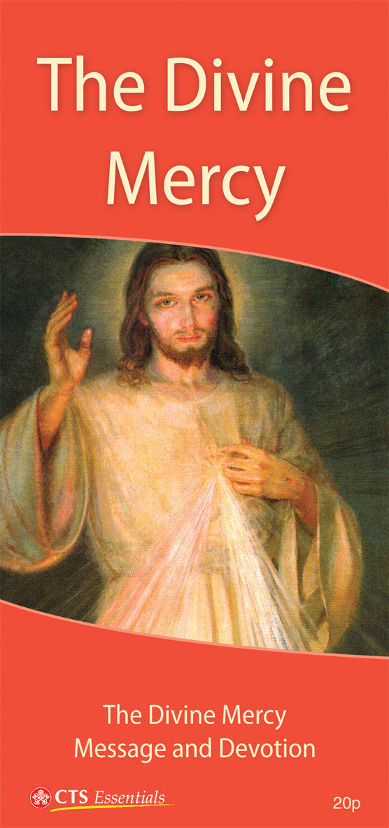 THE DIVINE MERCY PAMPHLET