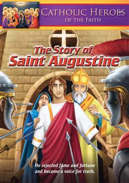 THE STORY OF ST AUGUSTINE DVD