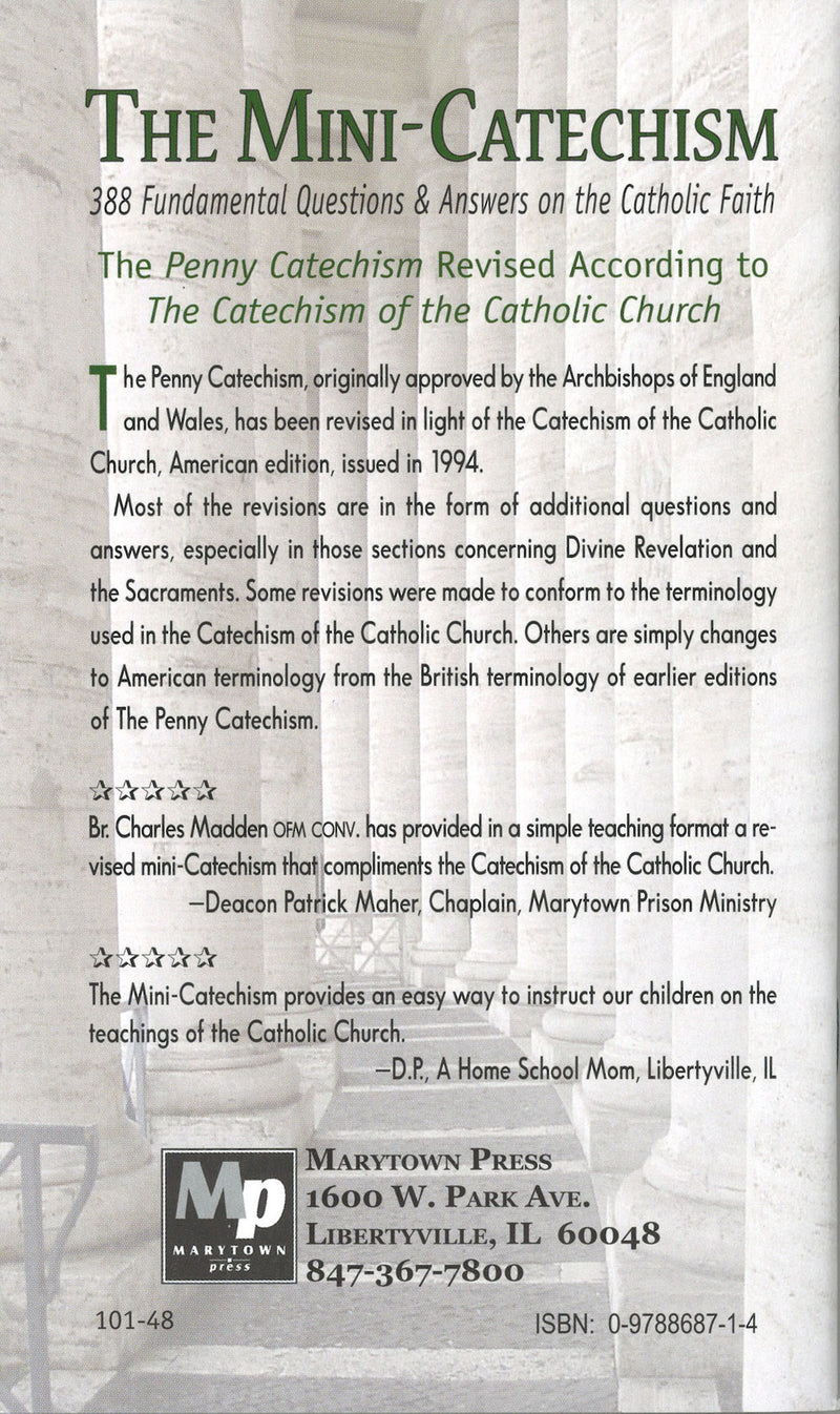 THE MINI CATECHISM