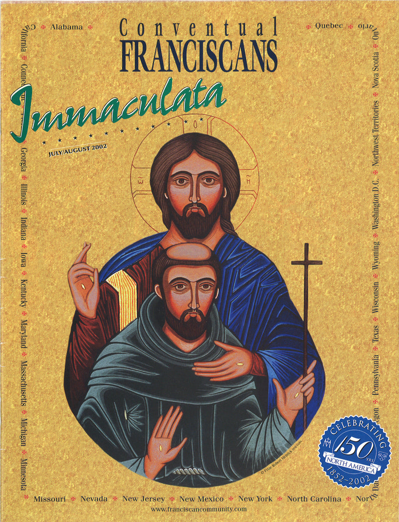 IMMACULATA FRANCISCANS CON2002
