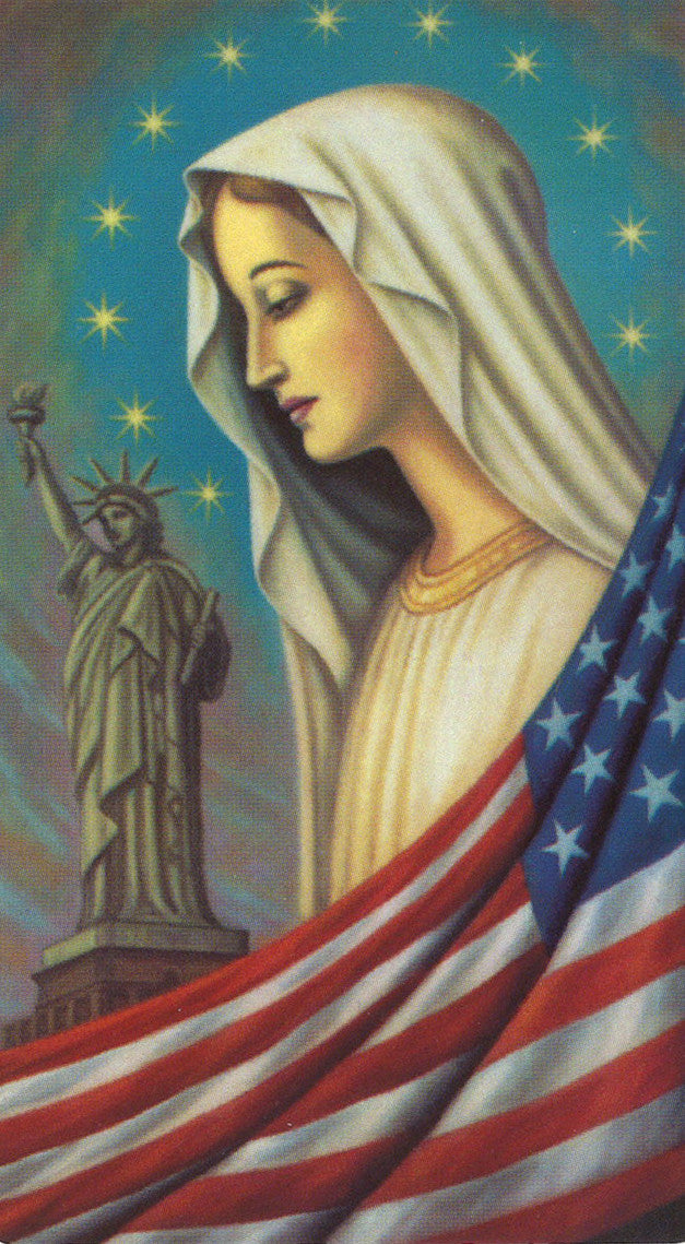 OUR LADY OF LIBERTY 25 COUNT