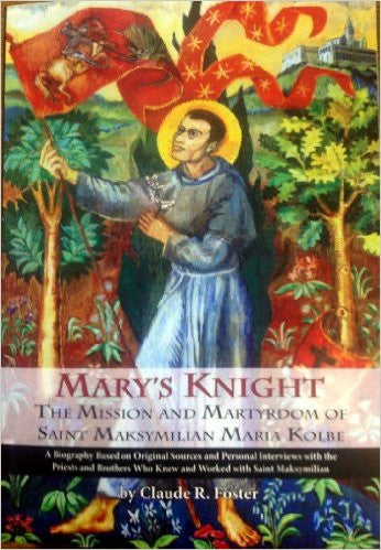 MARYS KNIGHT MISSION HARDCOVER