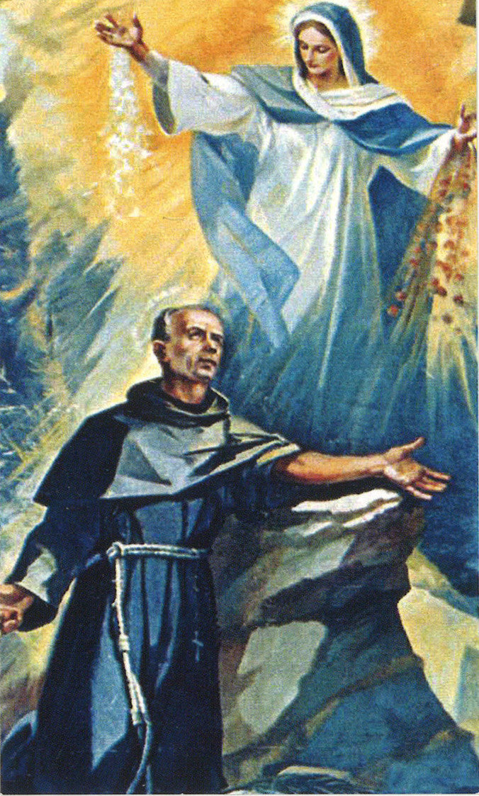 PRAYER TO ST MAX KOLBE FOR FAM