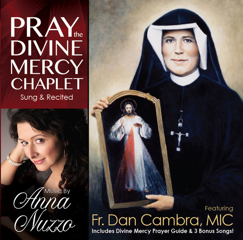 PRAY THE DIVINE MERCY CHAPLET