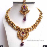 Buy Dazzling Necklace Sets Online-Hayagi - Beeline  - 2
