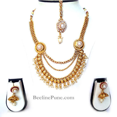 Pearl Jewelry Shopping, Buy Jewellery Online, Wedding Jewelry-Hayagi - Beeline  - 1