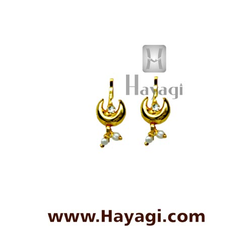 Ear Bugadi, Earring Stud Tops Earrings_ Hayagi