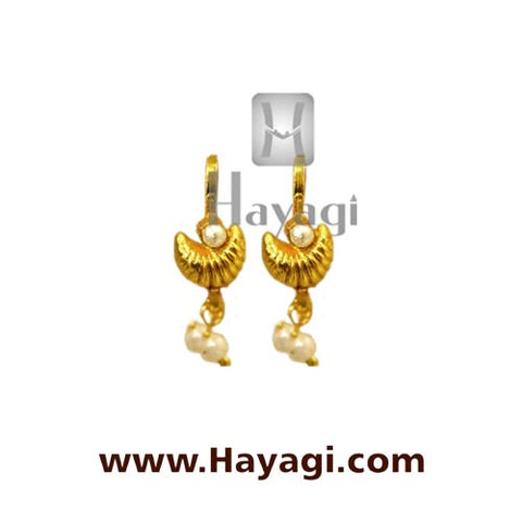 Bugadi Earrings Tops Online Shopping - Hayagi
