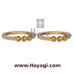 Bangle - Pearl Bangles Online Jewelry - Hayagi