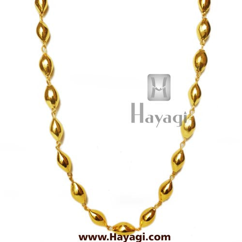Bor Mala, Ethnic Bor Maal, Antique Look Necklace-Hayagi - Beeline  - 3