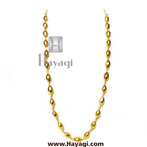 Bor Mala, Ethnic Bor Maal, Antique Look Necklace-Hayagi - Beeline  - 1
