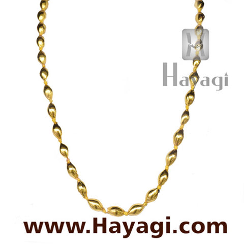Bormala, Ethnic Bor Maal, Antique Look Necklace-Hayagi