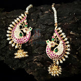 Traditional Karwari Ear Cuffs Maharashtrian Look _Hayagi(Pune)