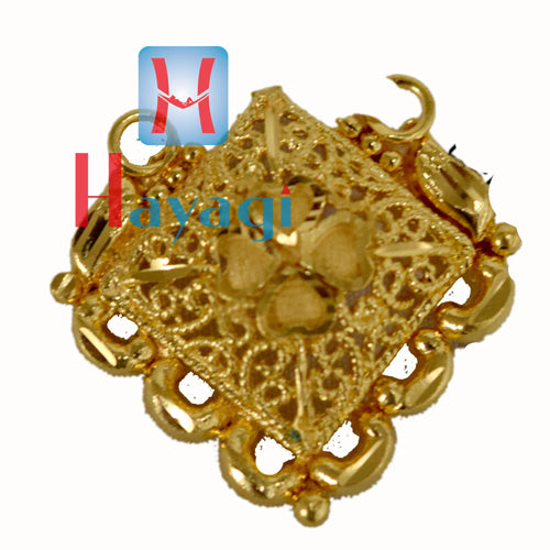 Diamond Pendant in Forming, Gold Polish_Hayagi(Pune)