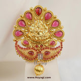 Laxmi Kemp Hair Brooch Bun Pin For Women Online-Hayagi