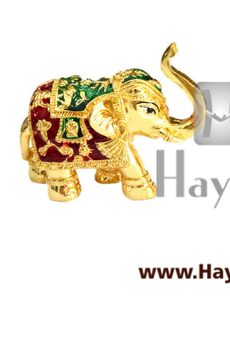 Decorative Elephant/Gajantlaxmi/ Gajlaxmi Statue Ornament For Ganesh Ganpati-Hayagi