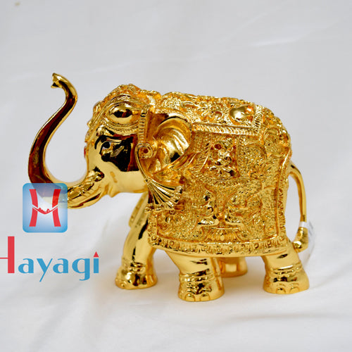Decorative Elephant/Gajantlaxmi/ Statue For - Hayagi(Pune)
