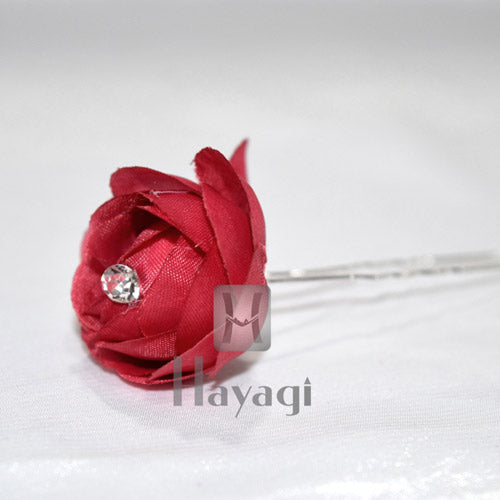 Red Artificial Rose Flower Wedding Bride Party & Home Decor Online_Hayagi