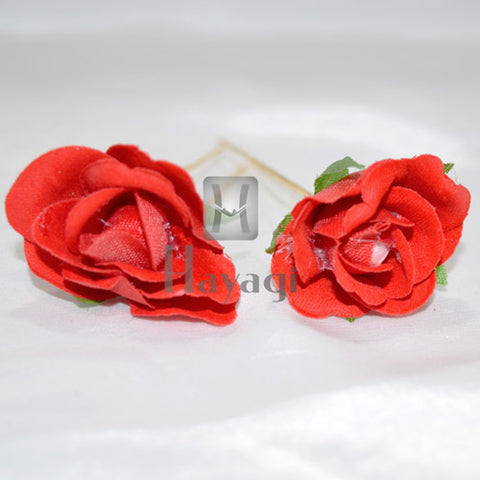 Red Roses Artificial Flower Wedding Bride Party Decor Buy Online -Hayagi