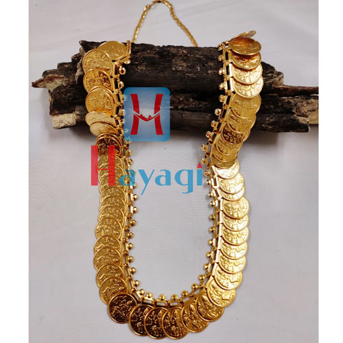 Laxmi Coin Haar Necklace_Hayagi(Pune)