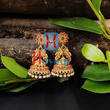 Jhumka Antique Traditional Online_Hayagi(Pune)