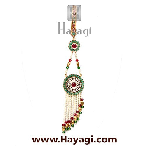 Waist key chains Fashion Jewellery India, Imitation jewellery india-Hayagi - Beeline  - 1