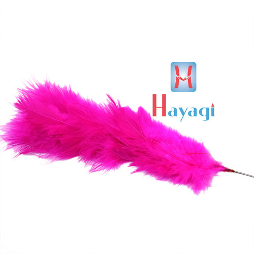 Dulha Kalangi Feather Design in Dark Pink Colour