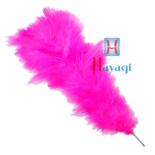 Dulha Kalangi Feather Design in Light Pink Colour