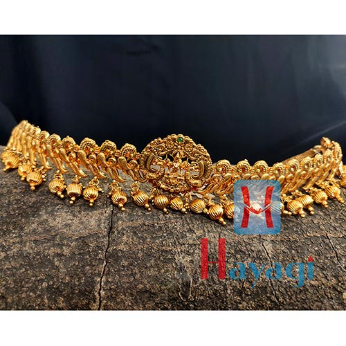 Waist Belt Chain Indian Traditional Wedding Jewelry-Hayagi