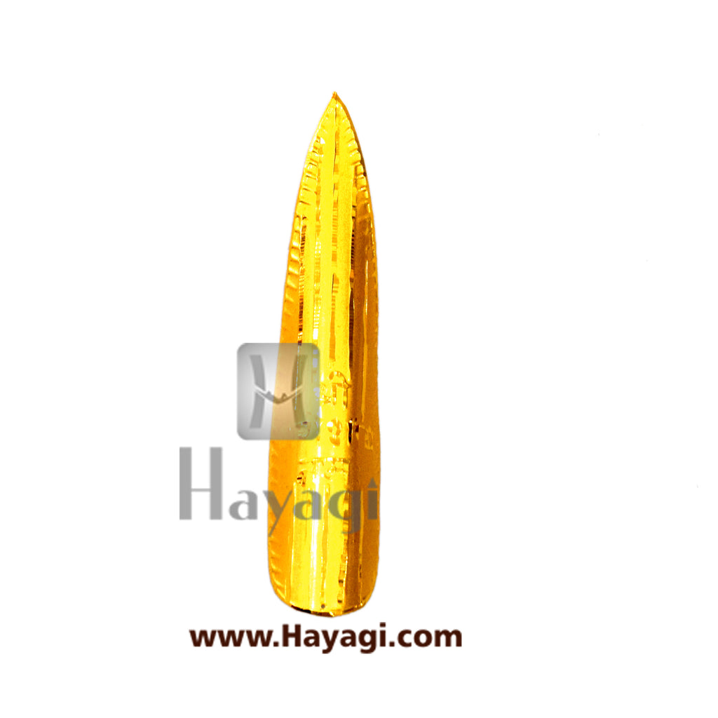 Kewda, Screw pine, Ketaki, Kevada, Keya Leaf for Ganesh Ganapati Ornament_Hayagi