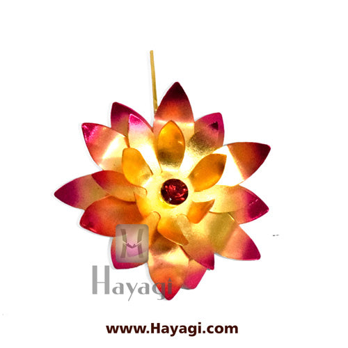 Kamal Lotus Flower for Ganesh Ganapati Ornament -Hayagi