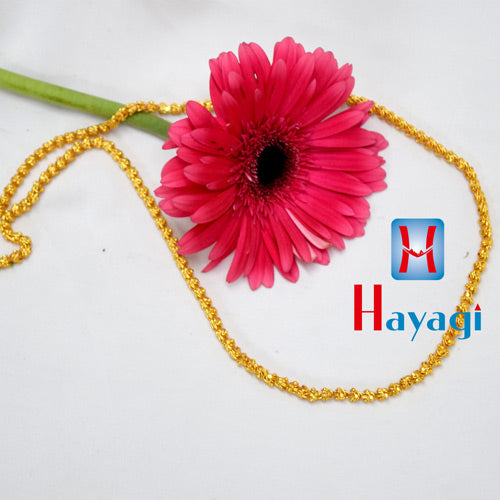 Mala Gajara Haar Design Gold Polish Buy Online_Hayagi