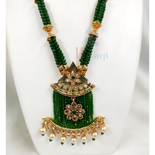 Special Crystal Necklace By Jaypore-Hayagi(Pune)