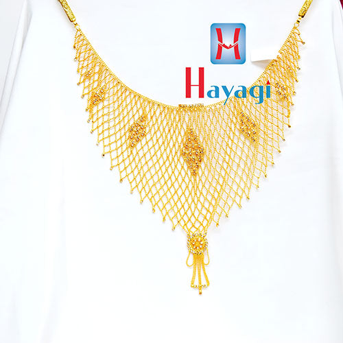 Keychains Mekhala Challa Gold Polish Fashion Jewellery_Hayagi(Pune)