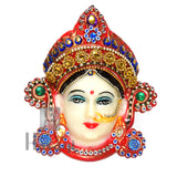 Beautiful Traditional Plastic Fiber Laxmi Mukhawata Buy Online- Hayagi