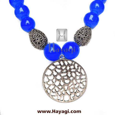 Beads Pendant Necklace Set Online Shopping - Hayagi - Beeline  - 3