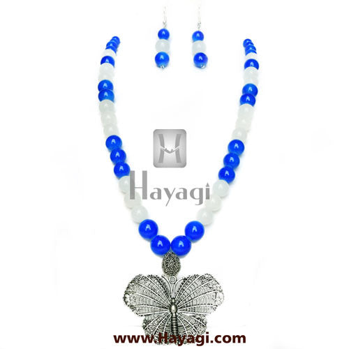 Beads Pendant Necklace Set Online Shopping - Hayagi - Beeline  - 1