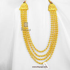 4 Layer Mohan Maal Javmani Necklace Online-Hayagi