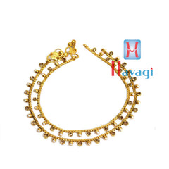 Payal, Pearl Anklet, Painjan Online Shopping-Hayagi