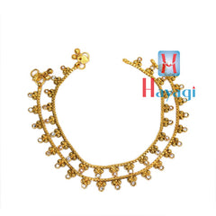 Payal, Stone Studded Anklet, Painjan Online Shopping-Hayagi