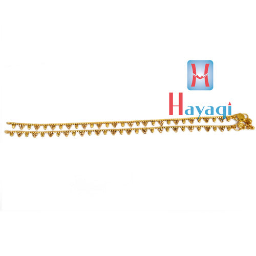 Stone Studded Anklet, Payal, Painjan Online Shopping-Hayagi