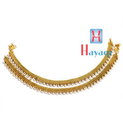 Payal/Painjan, Stone Anklet, Payal Online Shopping-Hayagi