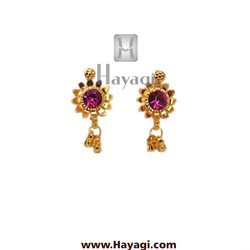 Kolhapuri Earrings Saaj Tops Buy Online - Hayagi - Beeline  - 1