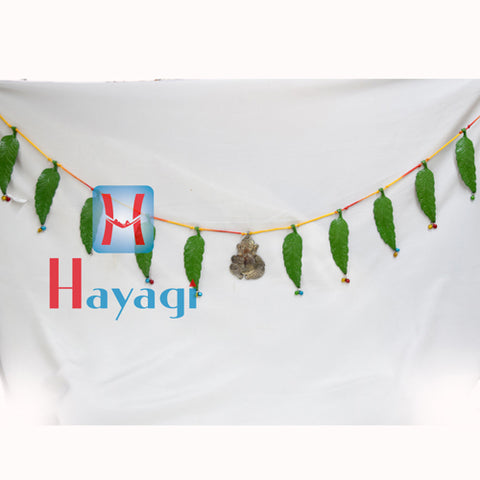 Toran Home Leaf Shape Design Online - Hayagi