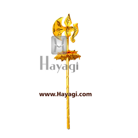 Trishul/Parshu Ideal for Ganesh and Gauri- Hayagi