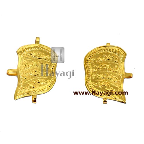 Ganesha Decorative Ears /Kaan- Ganesh Ganpati Ornament -Hayagi